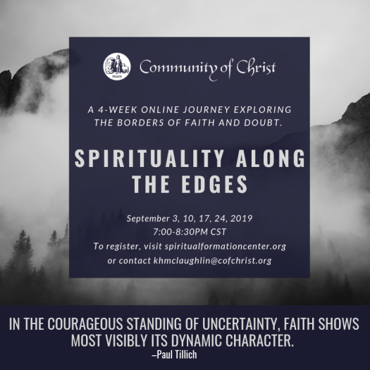Spirituality along the edges-2