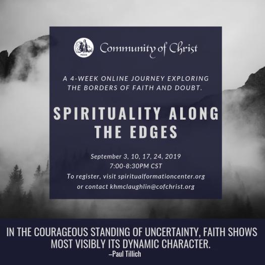 Spirituality along the edges-2